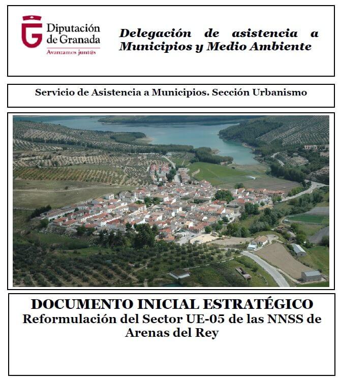 Documento Inicial Geobiental Arenas del Rey Granada