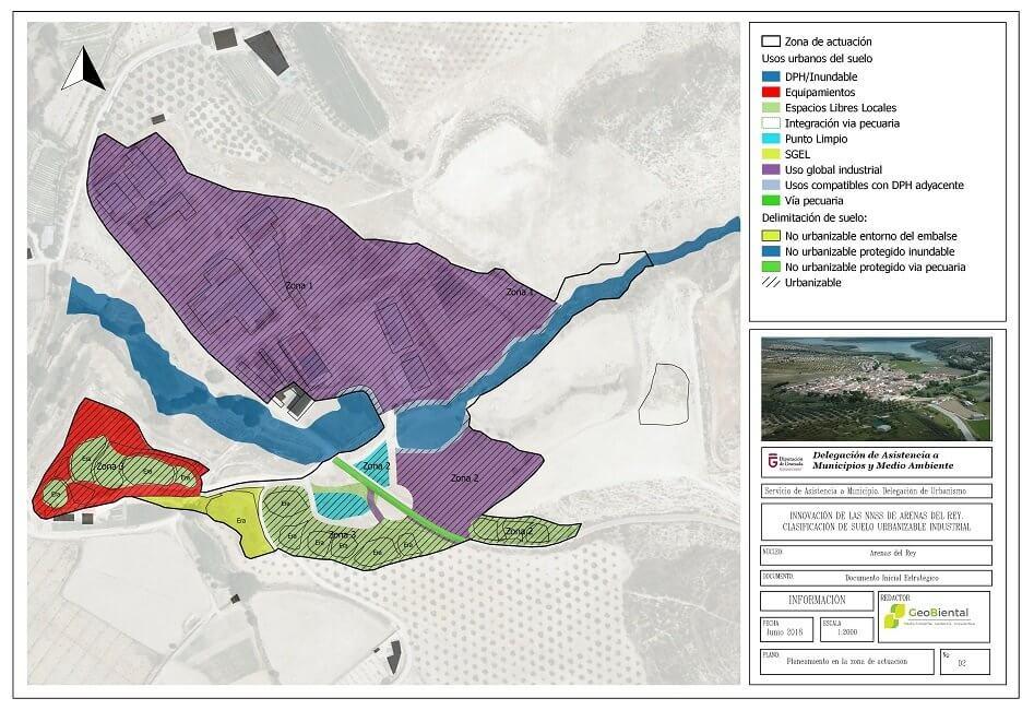 EAE Planteamiento Geobiental Arenas del Rey Granada