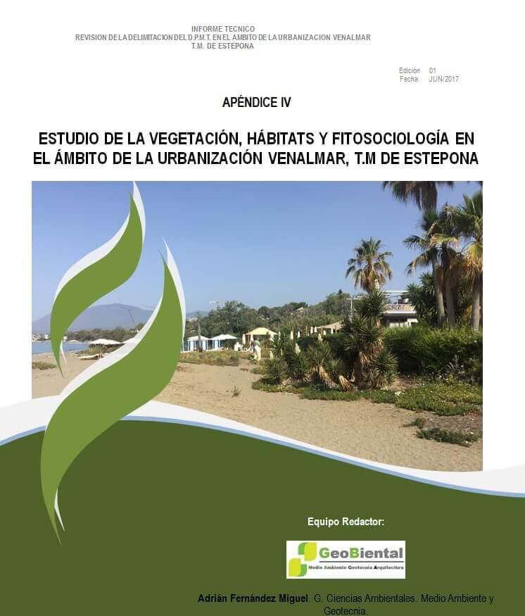 estudio medioambiental estepona