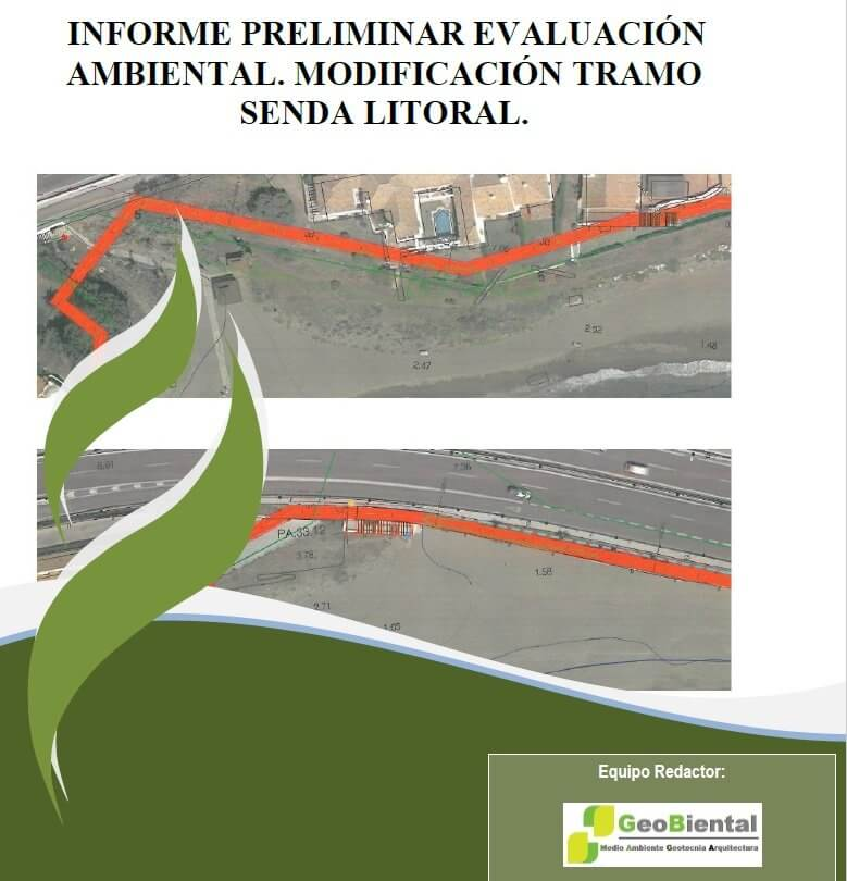 Evaluacion Ambiental Geobiental Senda Litoral Mijas