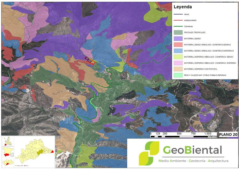 Cartografia Ambiental Geobiental