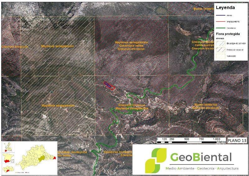 Evaluación de impacto ambiental geobiental