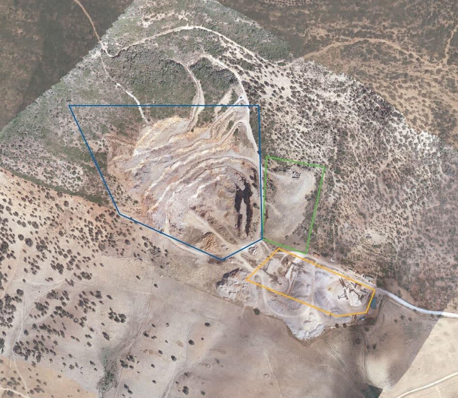 Autorización Ambiental Unificada Actividad de Minera en Sevilla