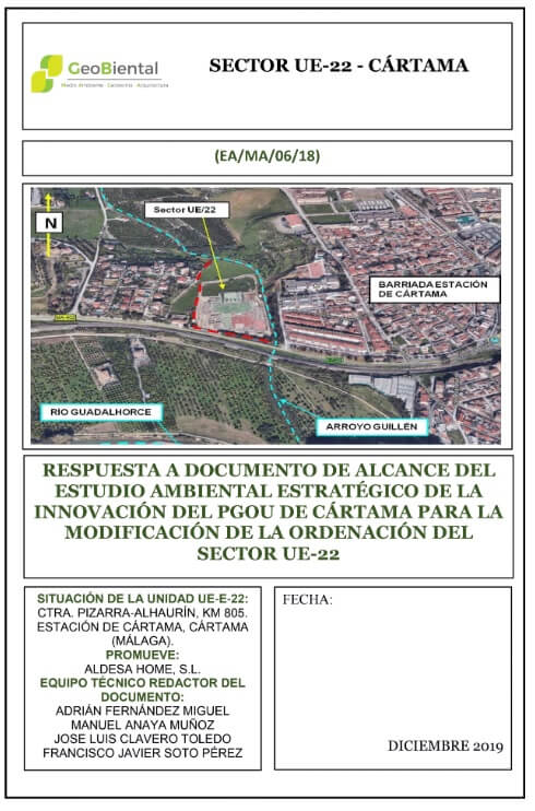 Respuesta a Documento de Alcance Cartama2