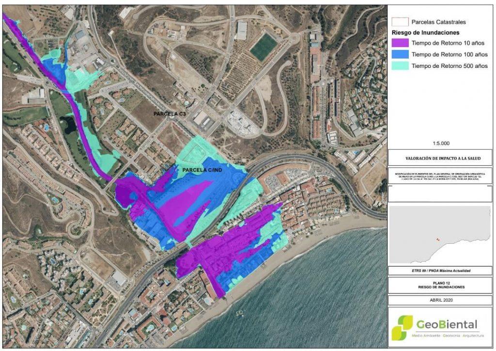 Valoración Impacto a la Salud - Cala de Mijas - Málaga